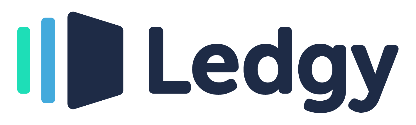 Ledgy full logo